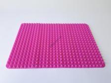 Коврик кондитерский силиконовый с шипами в упаковке 40 * 29 cm