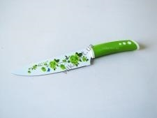 Нож металлический цветной 33 см.  №3 широкий