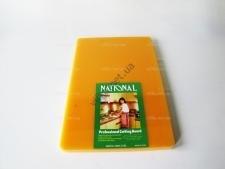 Доска пластмассовая  30 х 40 х 2,5 см. (белая,синяя,желтая,красная,зеленая)