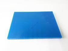 Доска пластмассовая  35 х 48 х 2,5 см. (белая,синяя,желтая,красная,зеленая)
