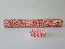 Форма кекс овальная, бумажная (10х7 cm в развернутом виде) (1200 шт)