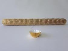 Форма кекс фольга д. низ. 2,5 см. выс. 1,7 см. (1000 шт.)