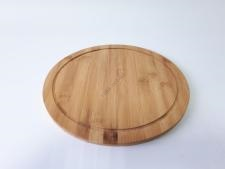 Доска деревянная для пиццы д. 30 см.