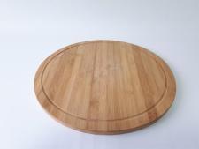 Доска деревянная для пиццы д. 40 см.