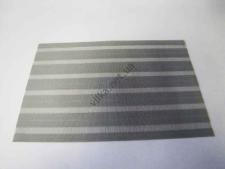 Салфетка под тарелку Серая полоска 30*45 cm (300 шт.)