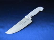 Нож  Трамантино с белой ручкой  7  толщина 1,8 мм.