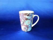 Чашка керамическая 9,3 х 12,6 см. (6 шт. уп.)