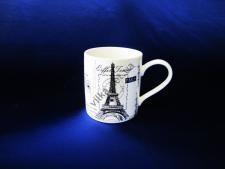 Чашка керамическая 8,2 х 9,4 см. (12 шт. в уп.)