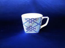 Чашка керамическая 10 х 8 см. (12 шт. в уп.)