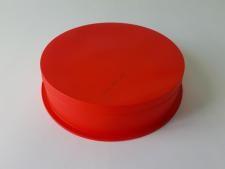 Форма круглая силиконовая диаметр 22cm., высота 5,5cm