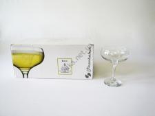 Бокал Бистро для шампанского широкий 6 шт. 270 ml
