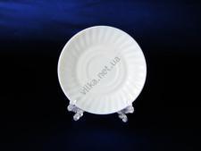 Блюдце стеклокерамика 12,2 см. ХР-55  (24 шт. в уп.)