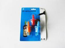 Пробки пластмассовые в наборе из 3-х с дозатором