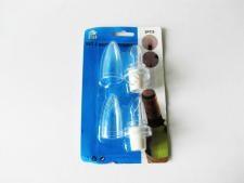 Пробки пластмассовые в наборе из 2-х с дозаторм с колпачком