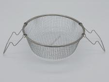 Фритюрница нержавеющая 22 х 9,5 cm (100 шт)