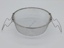 Фритюрница нержавеющая 24 х 9,5 cm (100 шт)