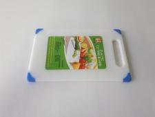 Доска разделочная пластмассовая 25*15,5 cm, t=1 cm.