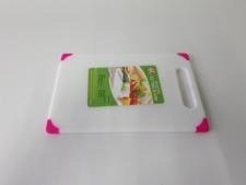 Доска разделочная пластмассовая 29,5*19 cm, t=1 cm.