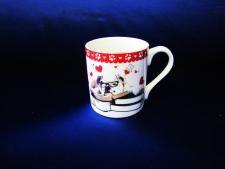 Чашка керамическая 5438 290 ml
