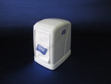 Диспенсер для салфеток пластмассовый вертикальный ТР-255 (9,5 х 15 х 13 cm)