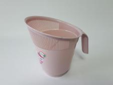 Кружка-дуршлаг пластмассовая d 18 cm, h 22 cm. (1,9 л.)