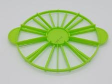 Трафарет пластмассовый кондитерский для деления торта 26 см.