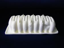 Форма силиконовая для муссовых тортов XY-C177 29 х 10 см.