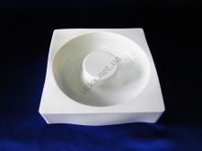 Форма силиконовая для муссовых тортов (1 шт) XY-C178  20 х 5 см.