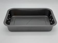 Форма тефлон черная 34 x 24,5 x 6,5 cm