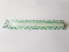 Скалка пластмассовая 40 х 2,5 см.