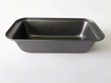 Форма тефлон черная для хлеба 25 x 13 x 6,5 cm