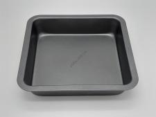 Форма тефлон черная 21*21*3см VT6-19728(100шт)