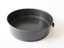 Форма тефлоновая черная разъёмная d 24 cm, h 7 cm