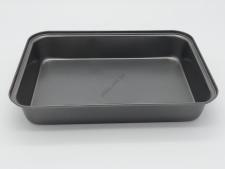 Форма тефлоновая черная 30*20*5 cm