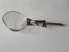 Дуршлаг-проволока нержавеющий глубокий  41 cm d 13 x h 7,5 cm