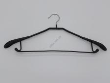 Плечики силиконовые для верхней одежды 45 см.
