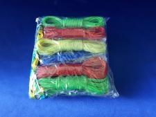 Верёвка бельевая в наборе из 2-х 10 м.
