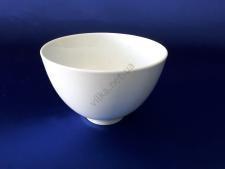 Салатник керамический белый d 13 см. h 9 cм. 450 мл.