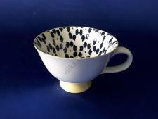 Чашка керамическая d 12,5 cm h 9 cm