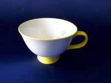 Чашка керамическая d 13 cm h 9,5 cm