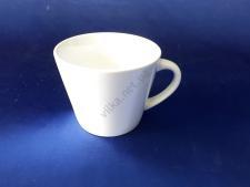 Чашка керамическая белая d 10 h 8,5 см. 300 мл.