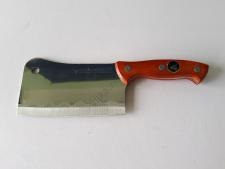 Нож секач с деревянной ручкой Барашек  31 х 10 см.