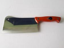 Нож секач с деревянной ручкой Барашек  33 х 10 см.