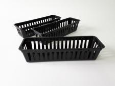 Лотки пластмассовая для л/в в наборе из 3-х 26*8cm