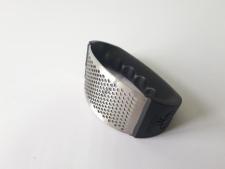 Пресс для чеснока металл+пластмасса 11*5 cm.