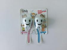 Футляр для зубной щётки пластмассовый