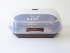 Хлебница пластмассовая КО720 36*23 cm, h 19 cm.