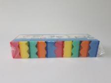 Губки кухоннi  Минута дела  Максi  з хвилястою поверхнею 10шт.19661 (26)