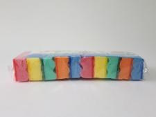 Губки кухоннi  Минута дела  Максi  з хвилястою поверхнею 8шт+2шт  19663 (40)