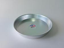 Противень алюминиевый круглый d 28,5 cm, h 5 cm.
